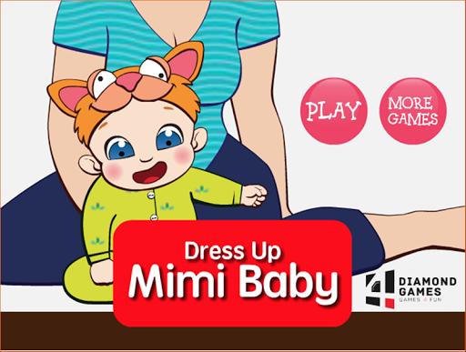 Dress up Mimi Baby