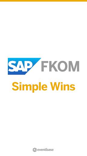 SAP FKOM