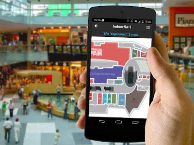 Indoor navigation in malls screenshot 0
