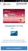 Screenshot of Mediolanum Wallet