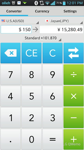Currency Converter OLD