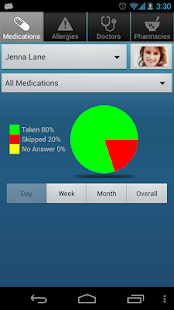 MyMeds - screenshot thumbnail