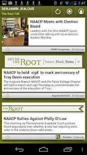 Benjamin Jealous: The Root 100 - screenshot thumbnail