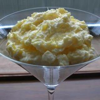 Pineapple Pudding.