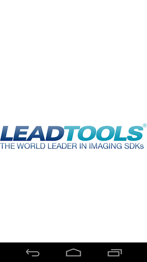 LEADTOOLS Barcode Demo