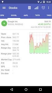 MyStocks - Realtime stocks v7.8.3