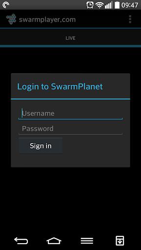 SwarmPlanet