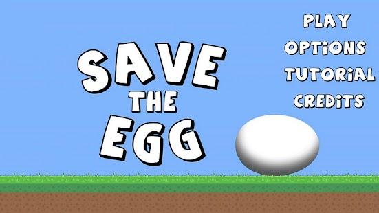 Save the Egg - screenshot thumbnail