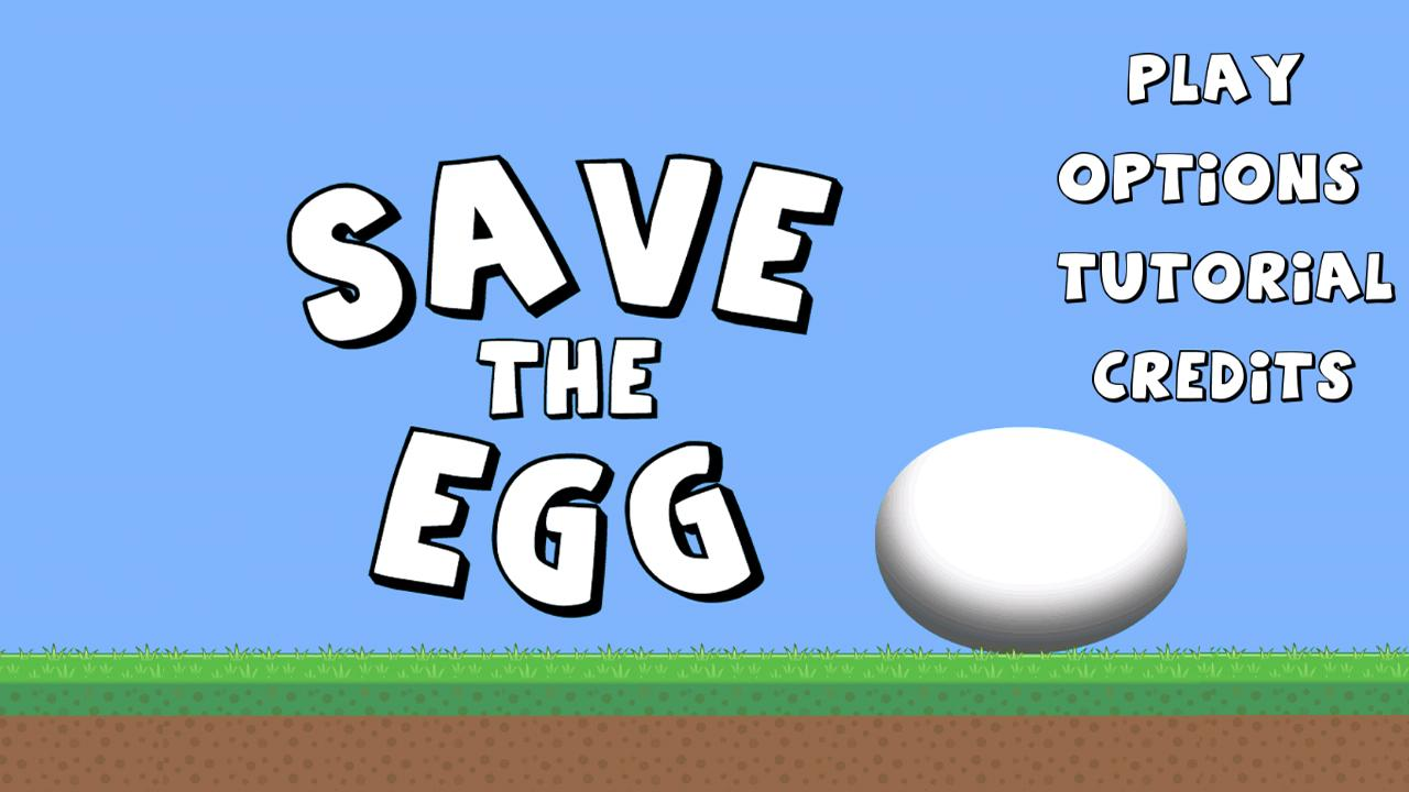 Save the Egg - screenshot