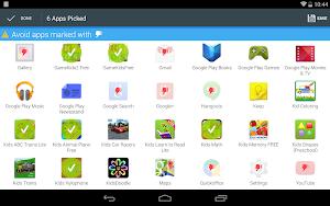2 Kids Zone Parental Controls App screenshot