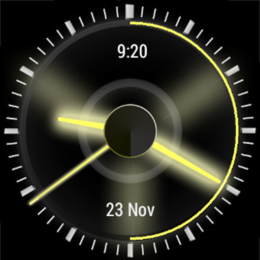 Glow Watch Face for Wear