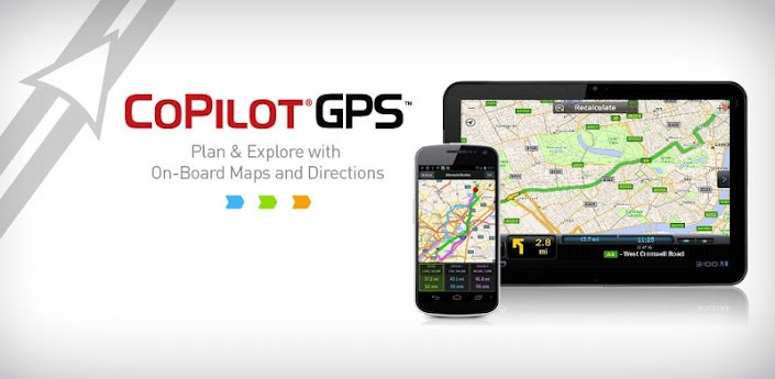 CoPilot GPS – Plan & explore! 9.4.0.183