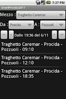 Screenshot of Uno Procida Residente