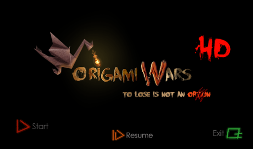 【免費街機App】Origami Wars HD-APP點子