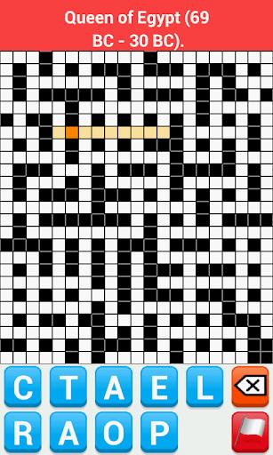 Crossword 2.3 screenshots 6