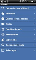 Screenshot of Civil Code Jalisco State