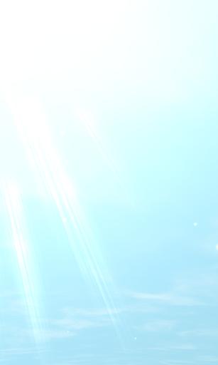 陽光照在我的心靈3D動態壁紙免費