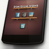 DIMIDIUM ICONS APEX NOVA ADW