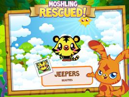 Screenshot of Moshi Monsters Village