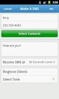 Screenshot of Mr Caller (Fake Call&SMS)