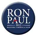 Ron Paul 2012 Election logo