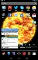 Screenshot of Your very own Sun!