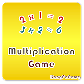 Multiplication Game Math