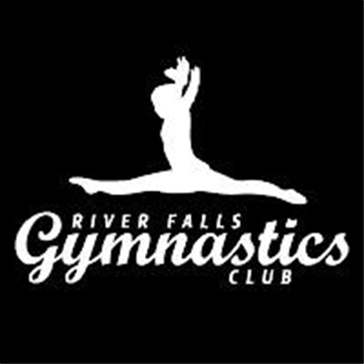 River Falls Gymnastics Club 商業 LOGO-阿達玩APP