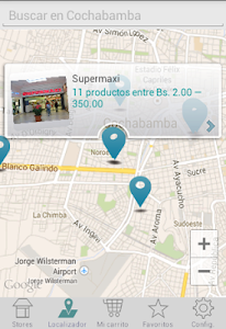 Stores Bolivia screenshot 5