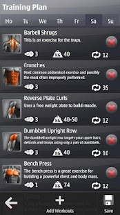 Barbell Gym Tracker - screenshot thumbnail