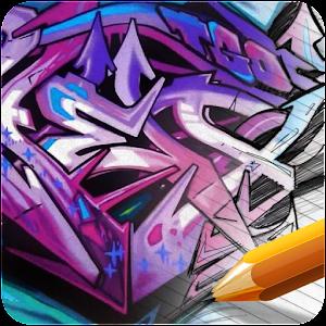 How to Draw Graffiti 教育 App LOGO-硬是要APP