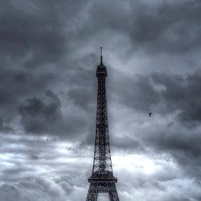 Paris by Jime Fernandez - Buildings & Architecture Statues & Monuments