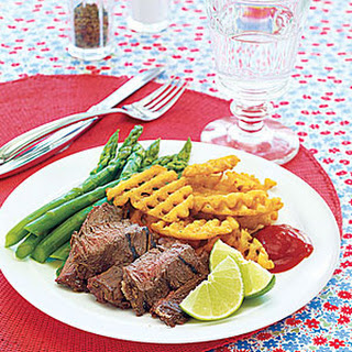 Citrus-Marinated Skirt Steak