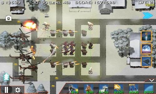 Global Defense: Zombie War v1.3.2