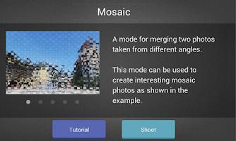 Screenshot of Mosaic