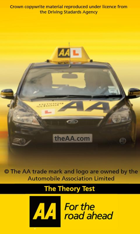 AA Theory Test - Free Edition - screenshot