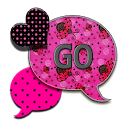 GO SMS THEME/LadybugHearts4U icon