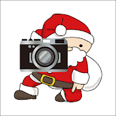 take a photo with Santa claus.