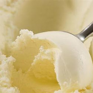 Vanilla Ice Cream X