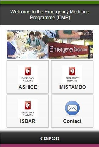 Emergency Medicine Programme