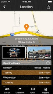 Bossier City Harley-Davidson- screenshot thumbnail