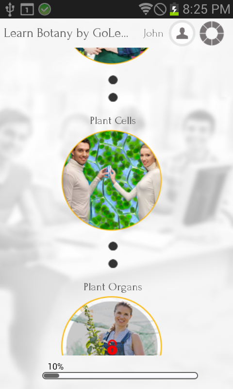 Learn Botany by GoLearningBus - screenshot