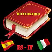 Diccionario Italiano Español
