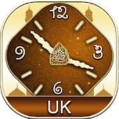 UK-United Kingdom Prayer Times