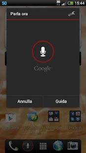 Start Voice Recognition- screenshot thumbnail