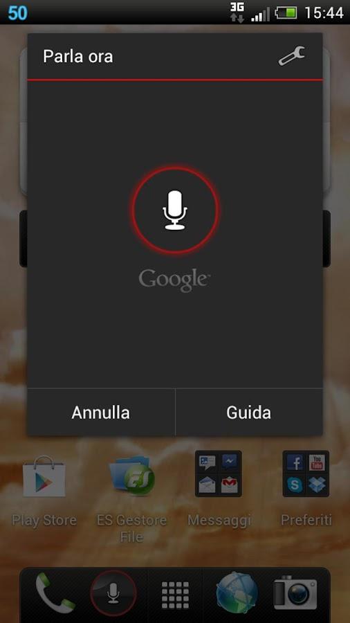 Start Voice Recognition- screenshot