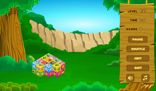 Animal Cubes Premium - screenshot thumbnail