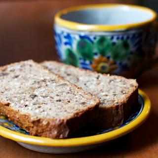 Aunt Molly's Banana Bread.
