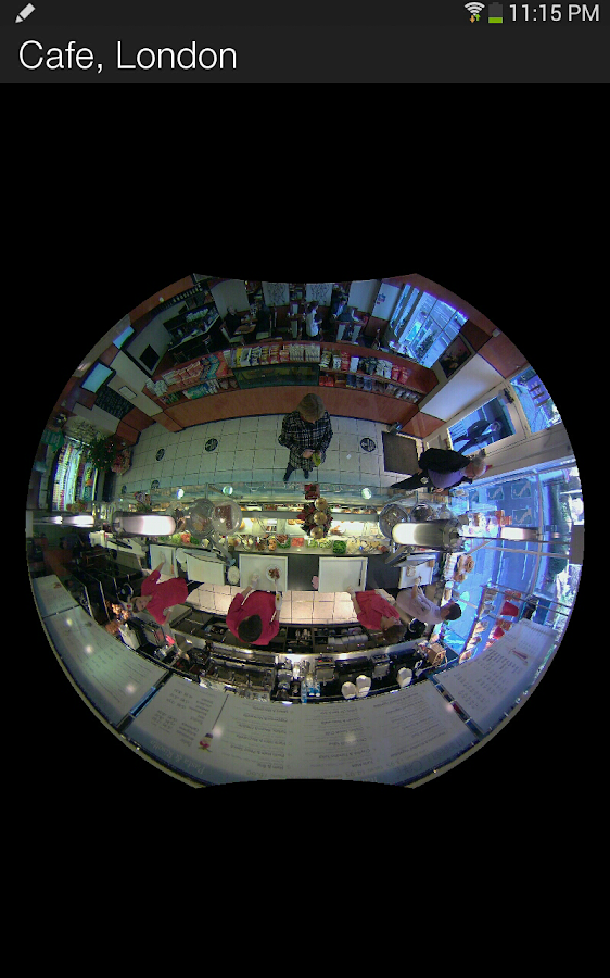 OnVu360- screenshot
