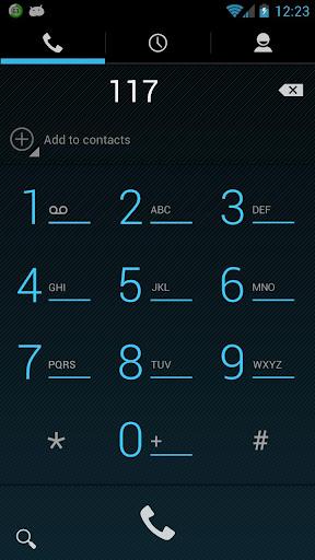 通話鎖:確認通話,避免誤打電話。
